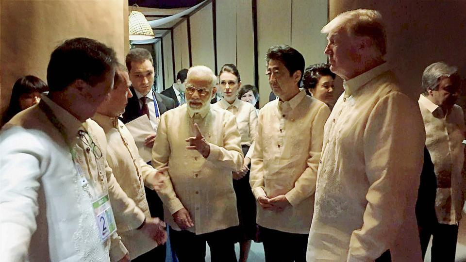 PM Modi ASEAN Summit Gala Dinner