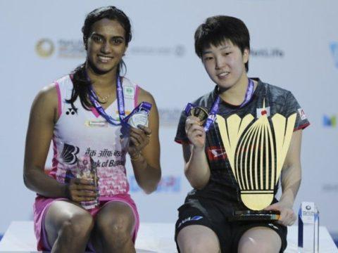 PV Sindhu bagged silver at Super Series Finals 2017