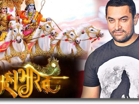 Aamir Khan Mahabharat project
