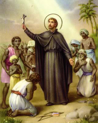 Feast of St. Francis Xavier