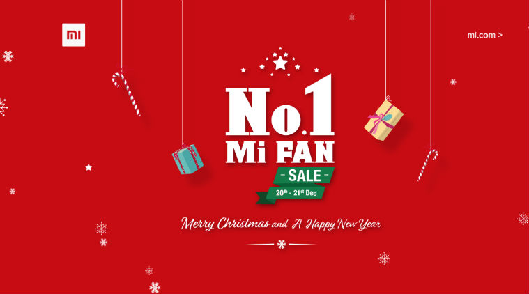 No. 1 Mi Fan sale
