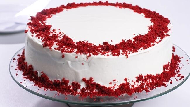 Inch Round Christmas Cake Recipe