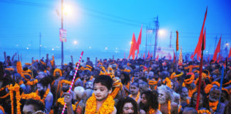 Kumbh Mela recognized by UNESCO as India's cultural heritage