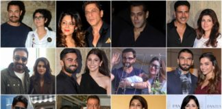 New Year 2018 Celebs Plans