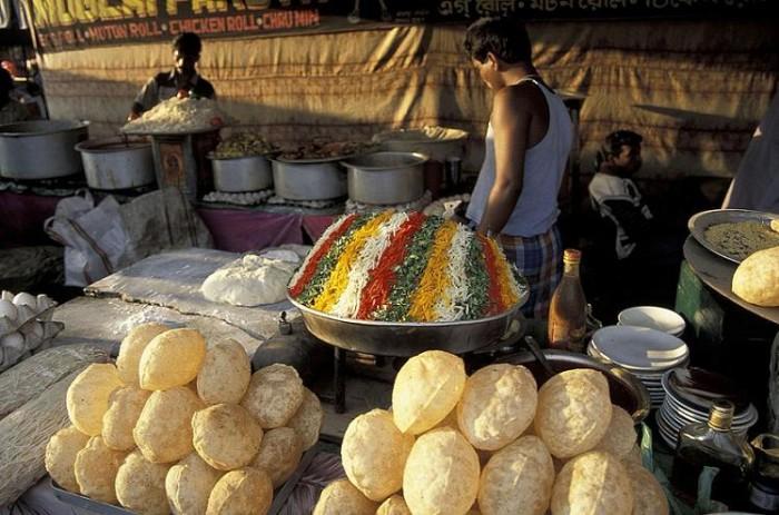 Poush Mela Food Stall