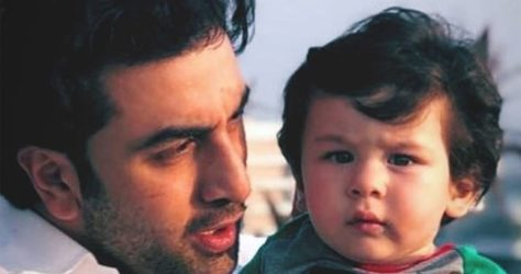 Ranbir and Taimur