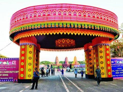 Toshali National Crafts Mela
