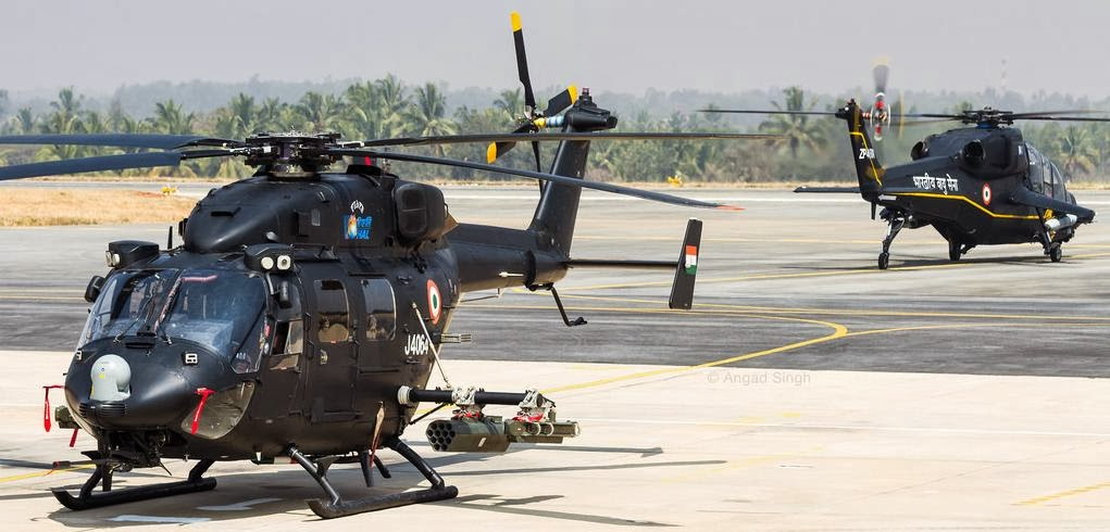 Indian-rudra-helicopter