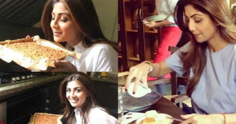 Shilpa Shetty Sunday Binge