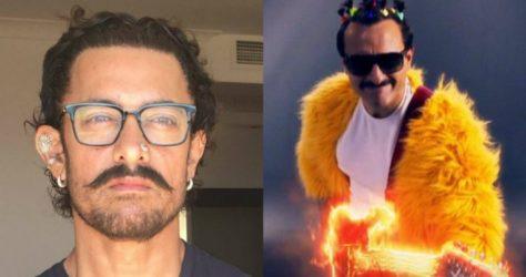 Aamir Khan Reviews Saif's Kaalakaandi