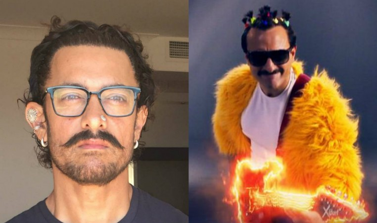 Aamir Khan Reviews Saif's Kaalakaandi