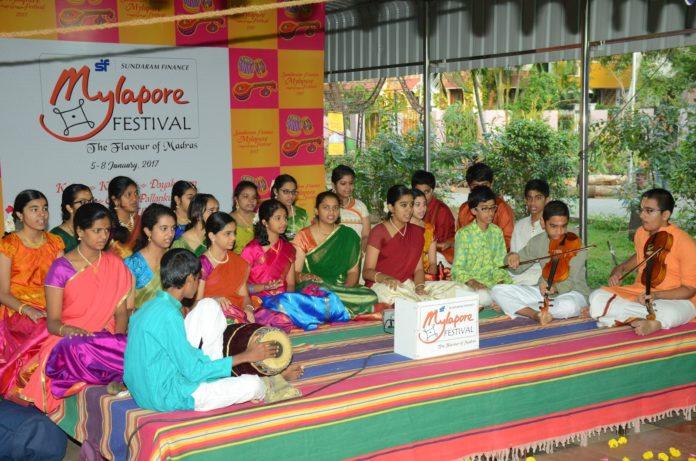 Mylapore festival