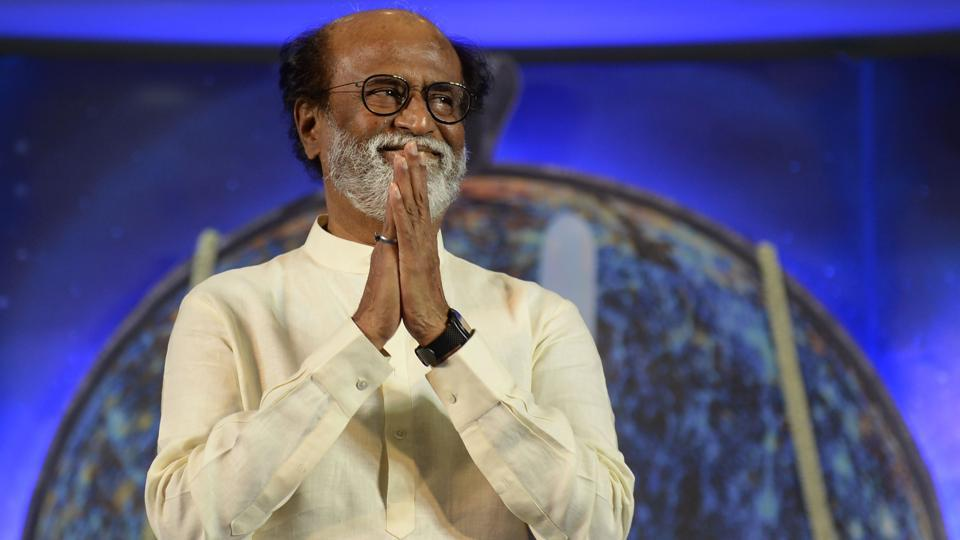 Rajnikanth political entry