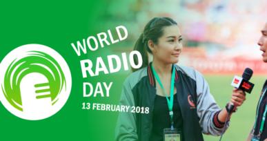 World Radio Day 2018