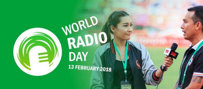 World Radio Day 2018