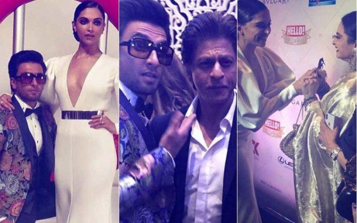 Ranveer Deepika Awards