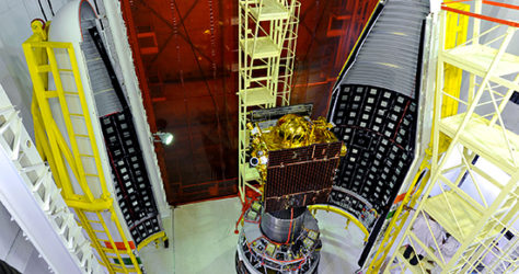 ISRO Atomic Clock