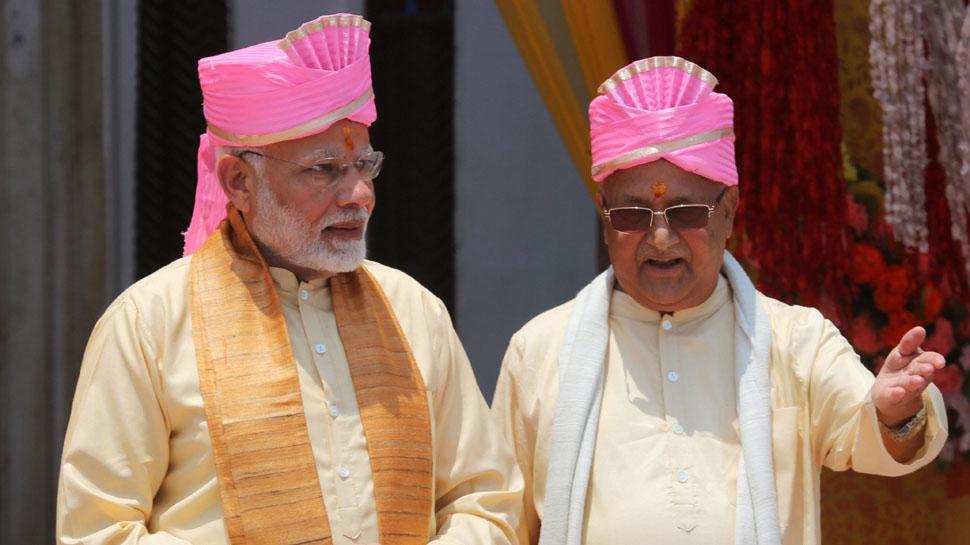 PM modi Nepal