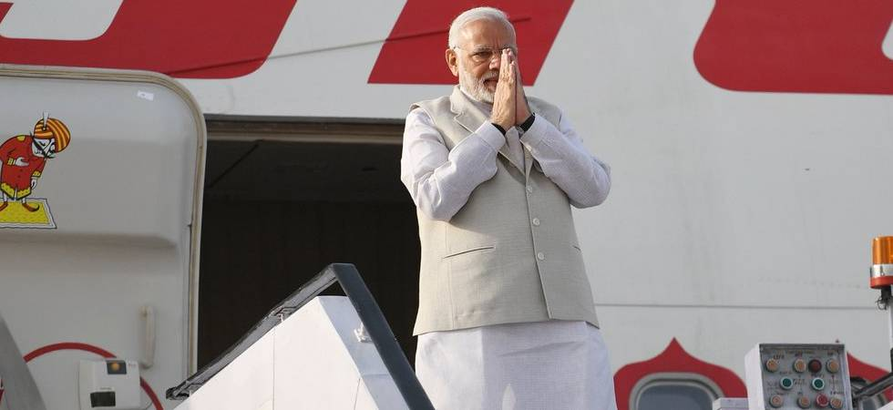 PM Modi travels to Russia