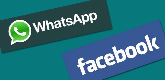 Facebook Post on WhatsApp