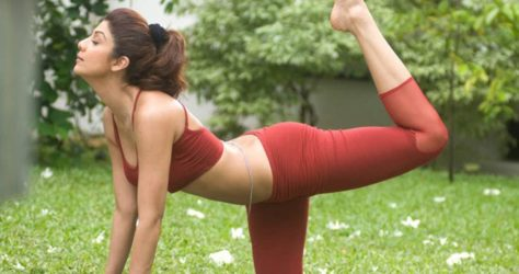 International-Day-Of-Yoga-With-Shilpa-Shetty