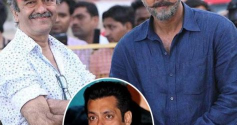 Hirani on Salman Khan's remark