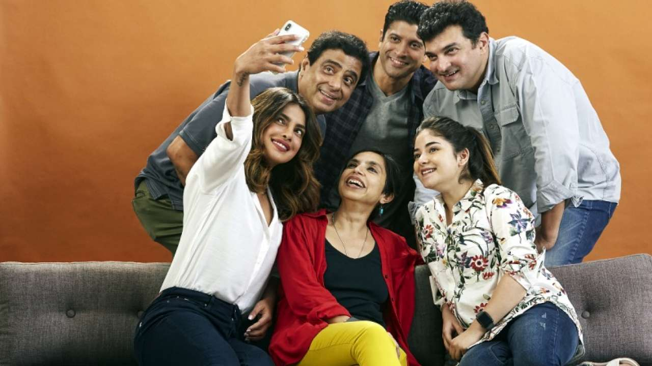 Priyanka Chopra and her latest choices