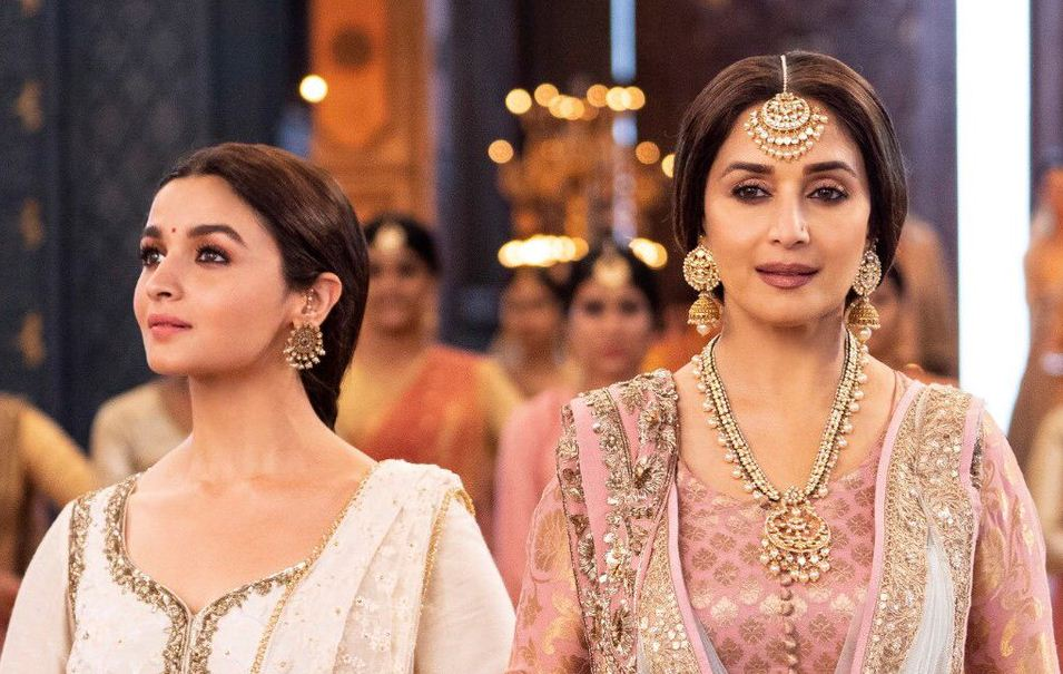 Ssrs Movie Kalank Movie Download: Kalank Movie's First Song Ghar More Pardesiya Is Out Today