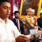 Speaker Pramod Sawant takes Goa CM oath, Congress loses much awaited opportunity