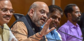Amit Shah, head of committee of mob lynchings,home minister