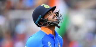 Rishabh Pant breaks MS Dhoni's record