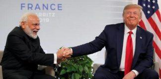 narendra Modi, Trump, G7 Summit