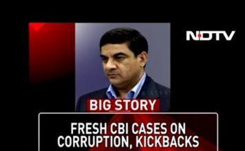 CBI registers a new case against NDTV