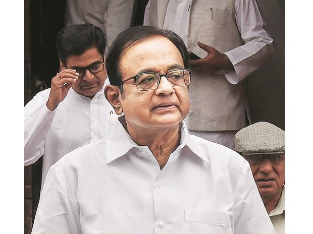 chidambaram, inx media case