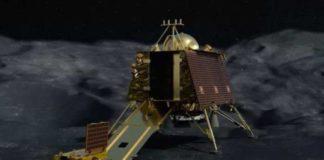 Vikram the lander