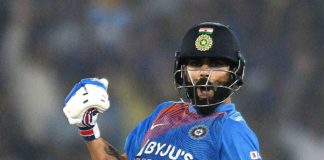 Virat Kohli, Indian Cricket Skipper