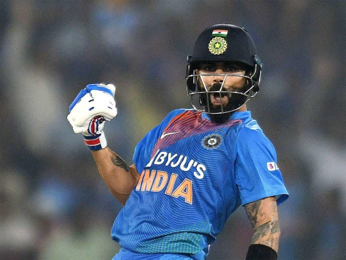 Virat Kohli, Indian Cricket Skipper