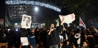 JNU voilence, JNU protests