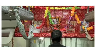 Kashi Mahakal express, lord shiva seat