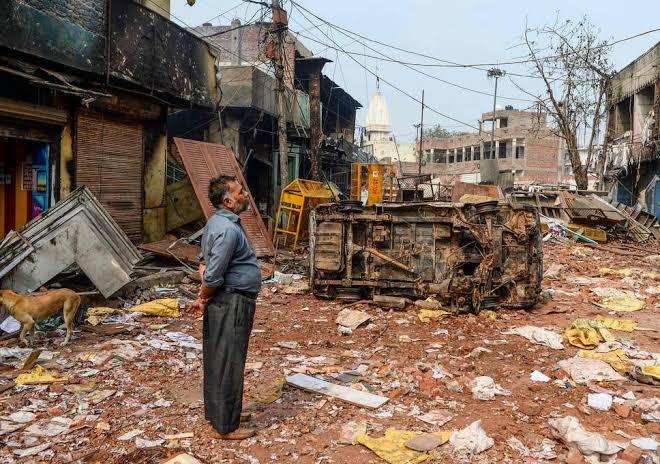 Delhi violence, delhi riots