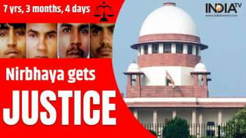 Nirbhaya convicts, tihar jail