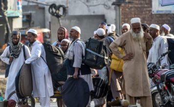 Tablighi Jamaat, case filed against Tablighi Jamaat