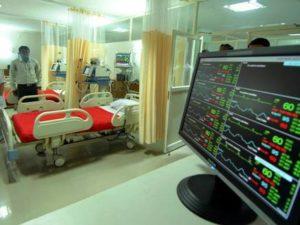 Mumbai, ICU beds