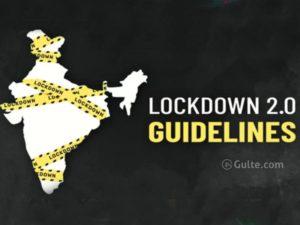 MHA, new lockdown guidelines