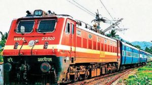 Passenger trains, Indian Railways