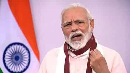 Narendra Modi, self-reliant India