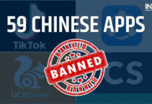 59 china based-apps banned