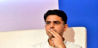 Sachin Pilot, former Congress Chief