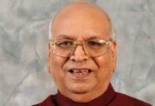 Lalji tandon, former Madhya pradesh governer