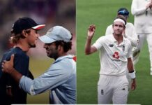 Stuart Broad, Yuvraj Singh